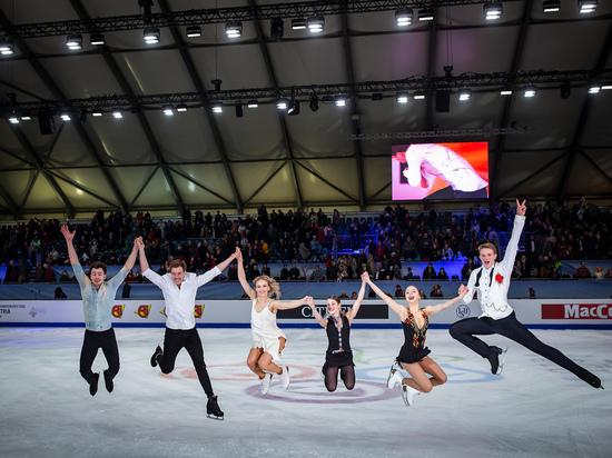 Европейский чемпионат по фигурному катанию планировался в конце января в Загребе