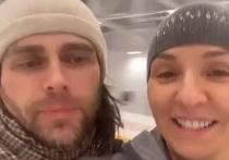 Навка опубликовала фото с сильно похудевшим мужем Заворотнюк