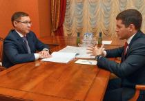 Глава Ямала обсудил с полпредом президента РФ развитие округа и борьбу с коронавирусом