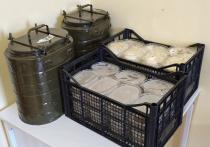 Сотрудники моногоспиталей Вологодской области обеспечиваются горячим питанием за счет бюджета региона