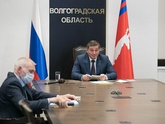 Андрей Бочаров принял граждан вместе с Владимиром Устиновым