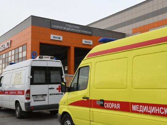 Водитель ВАЗа пострадал в массовом ДТП в Волгоградской области