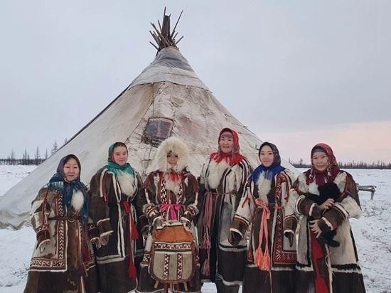 На Ямале выпустили посвященный традиционной свадьбе проект
