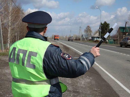 Инспекторы ДПС устроили погоню за пьяным рязанцем без «прав»