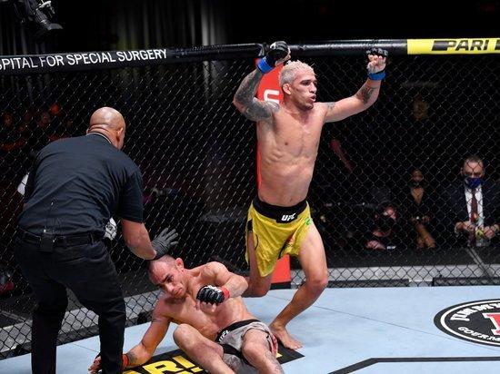 В Лас-Вегасе прошел последний номерной турнир UFC в 2020 году