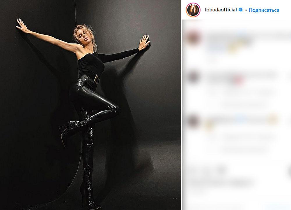 Лобода отказалась выступать на музыкальной премии: скандал из-за ванны