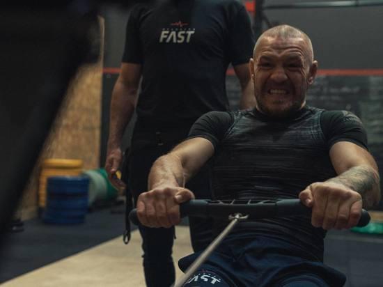 UFC опубликовал атмосферное промо к реваншу Макгрегор - Порье