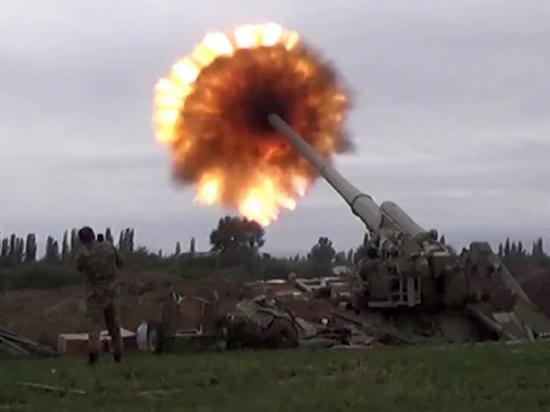 Перестрелка под Гадрутом едва не вылилась в азербайджанское наступление