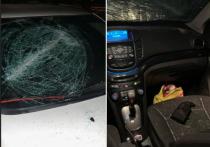 Машину участницы группы Pussy Riot разбили неизвестные в Балезино