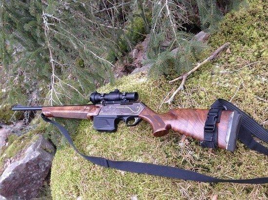 Охотник из Александровского района чуть сам себя не застрелил