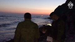 Появилось видео находки тела армавирского убийцы Гусейнова