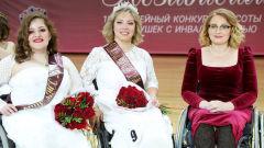Анна Матвеева завоевала титул самой красивой девушки с ограниченными возможностями