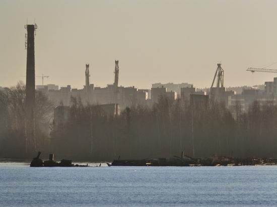 Город у воды: что собрались построить на территории петрозаводского ДСК. ВИДЕО, ФОТО