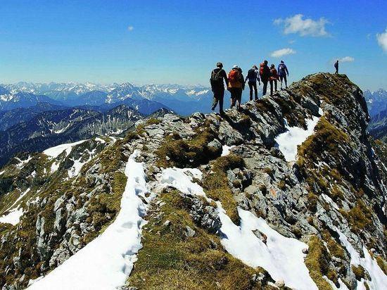 Курорты Краснодарского края представили новые пешие туристические маршруты