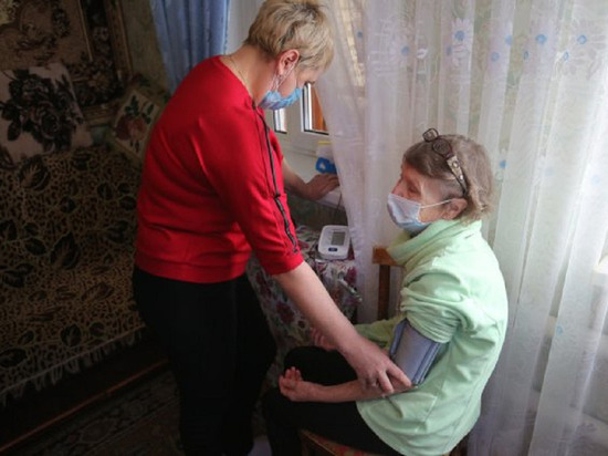 В Волгоградской области открыли еще один дневной стационар для пожилых