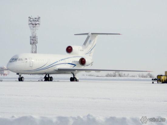 Новые авиарейсы из Москвы в Кузбасс запустили из-за Шерегеша