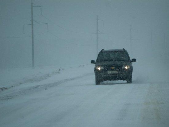 Дорожные службы на трассах региона переведены в режим повышенной готовности