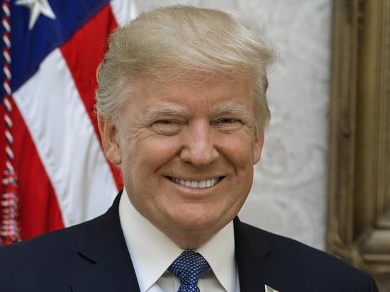 Трамп согласился привиться от коронавируса
