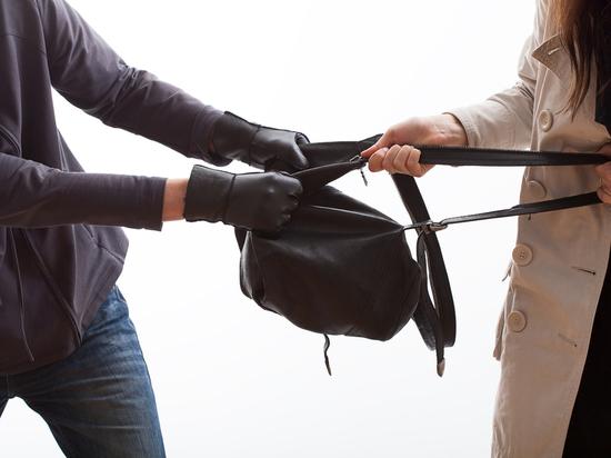 Сахалинец предложил даме помощь, а после отказа отобрал сумочку