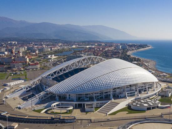 Сборная России по регби проведет товарищеский матч в Сочи