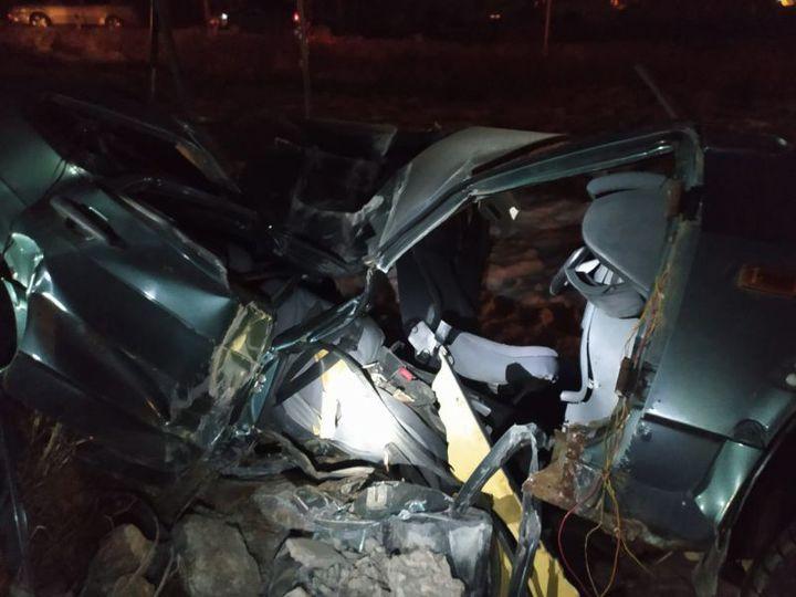 В Башкирии легковушка опрокинулась в кювет – погиб 20-летний пассажир