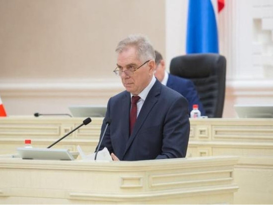 Борис Сарнаев покидает пост председателя ГКК