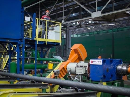Завод в Выксе запускает новый проект