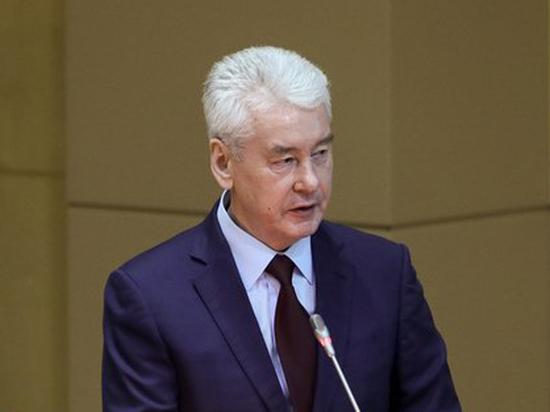 Собянин рассказал об увеличении пенсий москвичам