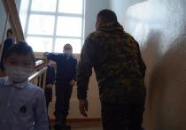 Глава Тувы посетил учебное заведение, в котором провел школьные годы