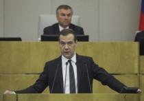 Медведев нашел универсальное слово, объясняющее все проблемы России