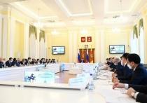 Дебютное заседание областного Совета по инвестиционной политике и развитию предпринимательства состоялось 9 декабря
