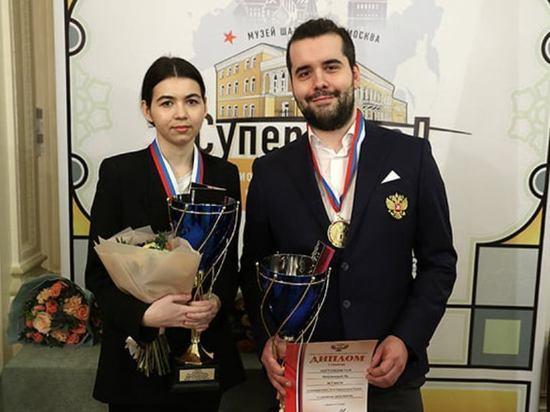 Спортсменка Горячкина из ЯНАО стала чемпионкой России по шахматам
