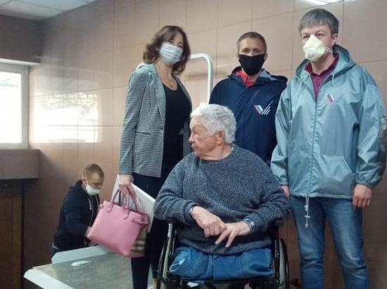 В Челябинске начался суд над инвалидом из-за подъемника
