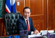 Айсен Николаев занял 45 место в рейтинге российских медиаперсон по итогам 2020 года