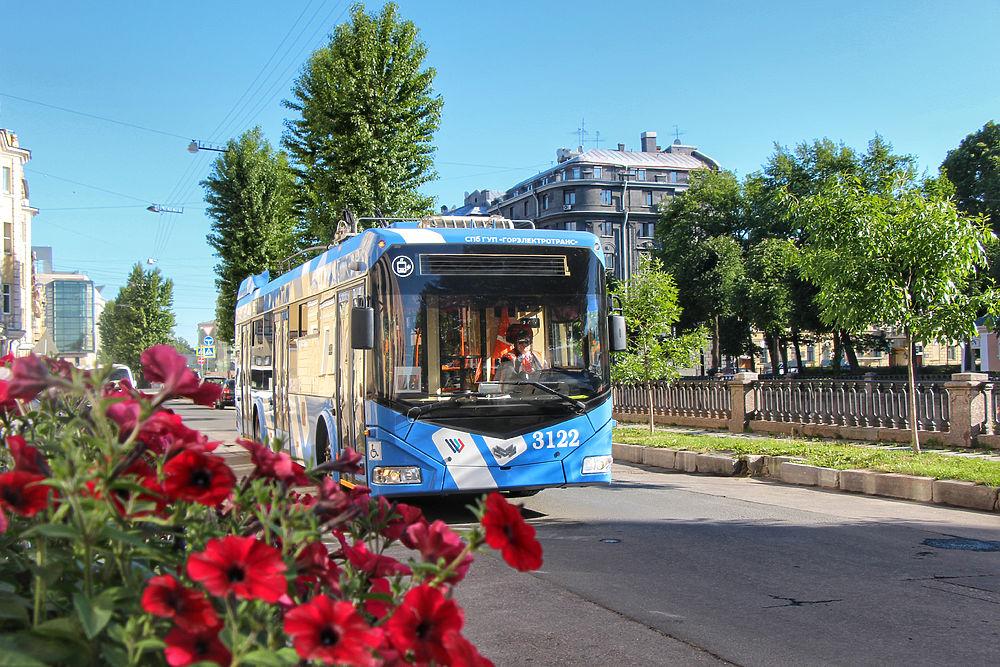 Петербургские электробусы проехали за три года 14 млн километров