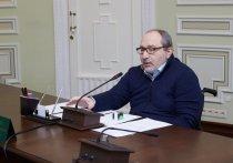 Сын умершего мэра Харькова Кернеса пронзительно попрощался с отцом