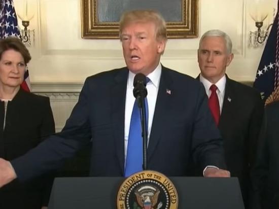 Эксперт объяснил, что сделают с Трампом из-за отказа покинуть Белый дом