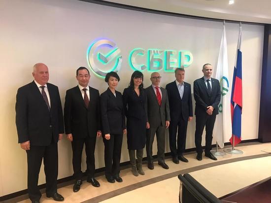 """Банк """"Сбер"""" стал участником строительства Ленского моста в Якутии"""