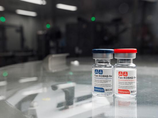Петербуржцам разъяснили, кому запрещено делать прививку от COVID-19