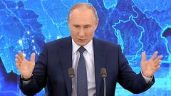 """Путин назвал """"уроком"""" видео Дзюбы"""