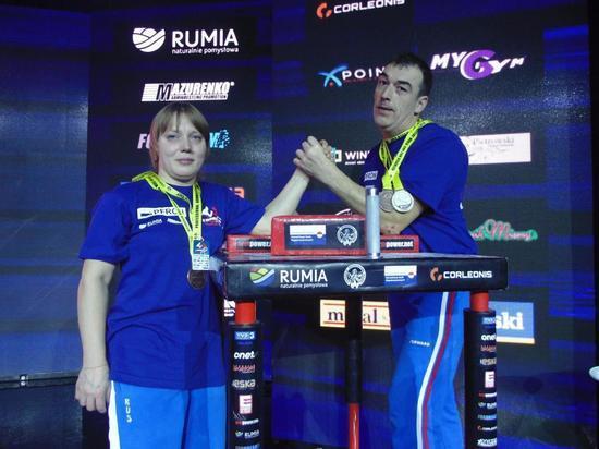 Чемпион мира из Вышнего Волочка Руслан Зинятуллин доказал, на что он способен