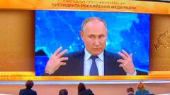 Путин ответил вопросом на вопрос про Навального