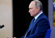 Президент России Владимир Путин заявил, что конфликт на Донбассе рано или поздно будет урегулирован
