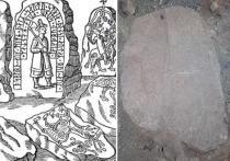 Имеющий огромную историческую ценность рунический камень, часть памятника X века, состоящего из восьми частей, был обнаружен в Швеции на мосту через реку