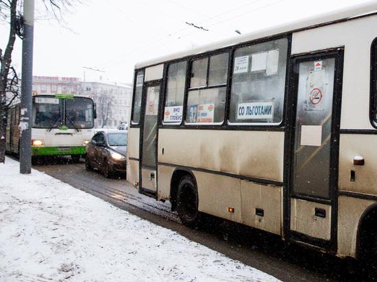 За ярославских маршрутчиков заступился уполномоченный по правам предпринимателей