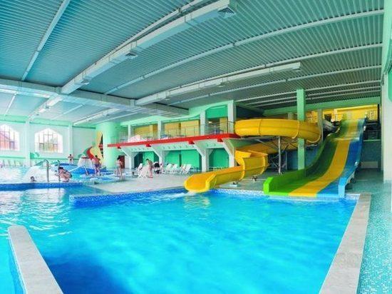 В Омской области «накрыли» незаконно работающий аквапарк