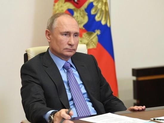 Российскому президенту запретили посещать Олимпиады