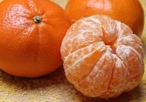 В Калужскую область с начала декабря ввезли 3,5 тысячи тонн мандаринов