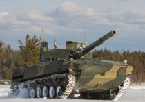 Плавающий танк «Спрут-СДМ1» испытали на море и в субтропиках