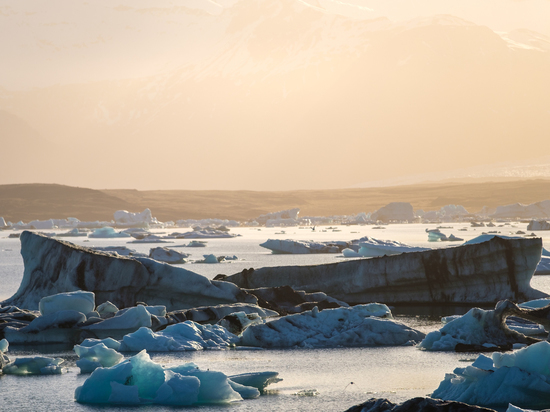 Находка в Антарктиде спасет мир от наводнения из-за таянья льда